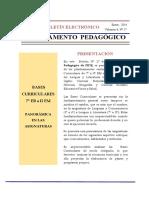 H7 Articulacion Curricular y Pedagogica