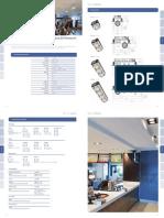 Catálogo Luminarios Profesionales INDOOR 2018