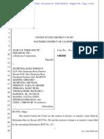 Mabvax v. Harvey Kesner MTD 05-09-2019 Order
