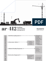 types of construction equipment