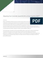 Arista Migrating Your Controller Whitepaper