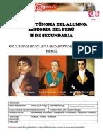 Guía Autónoma Del Alumno II de Secundaria Hpdocx