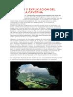RESUMEN Y EXPLICACIÓN DEL MITO DE LA CAVERNA.docx