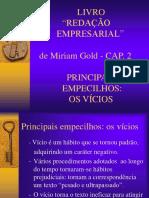 redacao-empresarial-mirian-gold.ppt