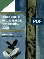 Fernanda Lima - Dostoievski e o papel do flâneur em vivenciar a cidade