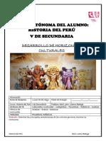 Guía Autónoma Del Alumno v de Secundaria Hpdocx
