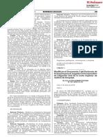 RESOLUCION ADMINISTRATIVA N° 147-2019