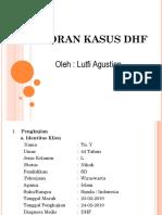 LAPORAN KASUS DHF