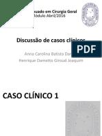 358507983 Casos Clinicos Para Clinica Cirurgica1 PDF