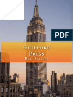Bestsellers Guilford Press