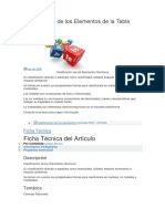 Clasificación de los Elementos de la Tabla Periódica.docx