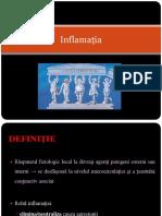 Curs 3-4 Inflamatia Acuta si Cronica