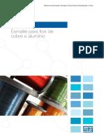 WEG Tintas Poli w Esmalete Para Fios de Cobre e Aluminio 50021434 Catalogo Portugues Br 4