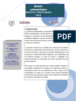 Boletin Epid Anual HTM 2018