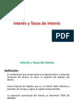 4_ Tasas de Interés