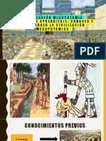 Civilización Mesopotamica.