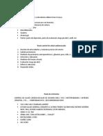 Control de Salud Cardiovascular PSCV