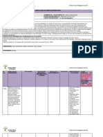 Planificación Lenguaje 7° básico
