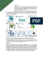 Cifras y Estadísticas Ambientales