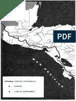 10 Mapa de Centroamérica