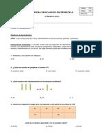 Prueba Parcial de Matematica 10 de ABRIL 2019