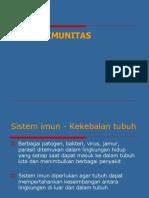 Anatomi Sistem Imun