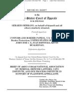 Serrano v. CBP