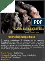 História Da Educação Física- 2019