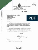 GRaham Letter