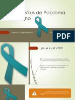 VPH   Virus de Papiloma Humano.pptx