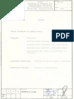 153-88 Selección de Terrenos para Subestaciones Eléctricas de Distribución 115-34.5 KV, 115-13.8 KV, 115-34.5-13.8 KV