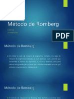 Metodo de Roamberg