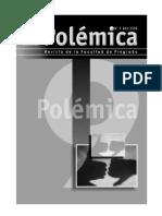 Revista Polemica Version 1