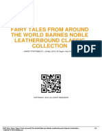 ID6fcae4917-fairy tales from around the world barnes noble leatherbound classic collection