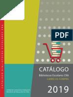 Catalogo Cra 2019