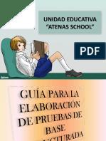 Pruebas de Base Estructurada Colegios