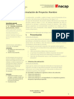 Guia Formulación de Proyecto