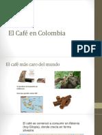 El Café en Colombia