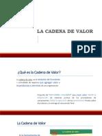 Clase 04 Cadena de Valor