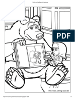 Masha and the Bear coloring picture.pdf