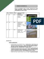 Tdr Fabricacion Arco Voley y Basquet