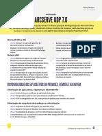Arcserve UDP 7.0 What's New Datasheet (BR)