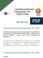 Plano de Desenvolvimento Institucional - PDI