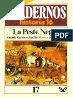 [Cuadernos Historia 16 17] AA. VV. - La Peste Negra [35883] (r1.1)_3