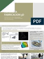 Fabricación Digital 3d presentación