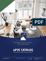 Katalog UPVC