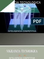Vigilancia Tecnologica Inteligencia Competitiva