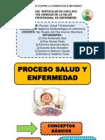 Proceso Saul y Enfermedad Epidemiologia