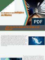 El avance tecnológico en México.pptx