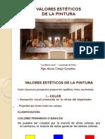 2.- Valores Esteticos de La Pintura (2)